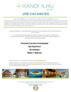 Assistant Executive Housekeeper
