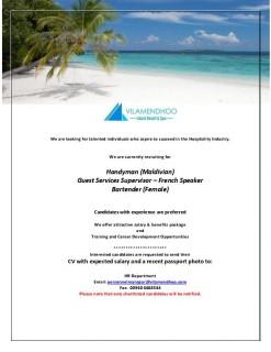 Handyman (Maldivian)