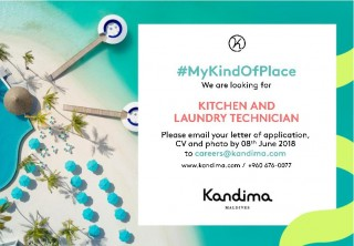 Kitchen & Laundry Technician